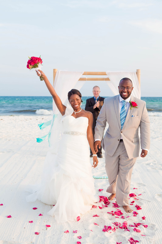 Get Your Sanity Back With An Emerald Coast Wedding